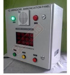 12 Window Annunciator Panels
