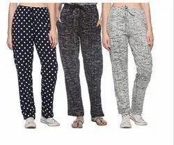 none mix Ladies Pajamas, Size: M-xxl