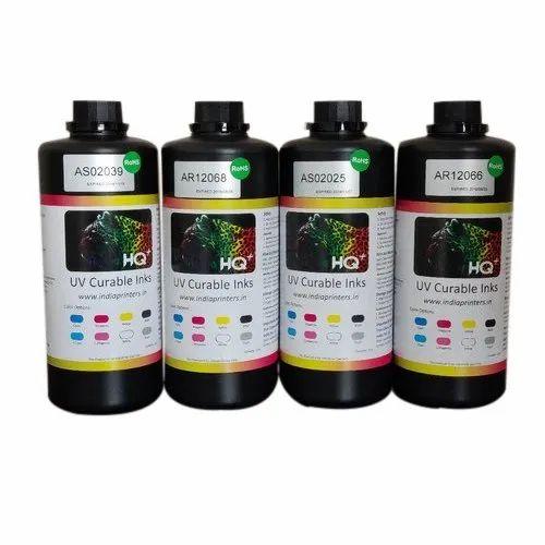 UV Ink - UV Ink For Konica Uv Flatbed Printer HQ+