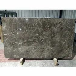 Cafe Brown Italian Marble Slab, Thickness: 15-20 mm
