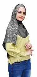 Women Cotton Scarf Hijab Stoles Dupatta Scarves Shawl Pashmina
