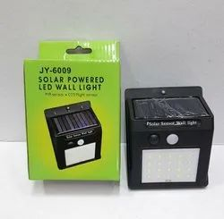 SOLAR POWERD LED WALL LIGHT