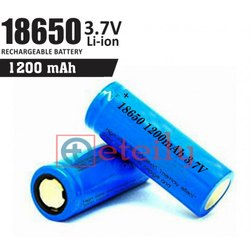 Li-ion Battery Cell 1200 mAh 18650