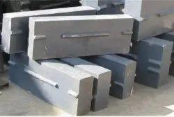 Hig chromium steel casting