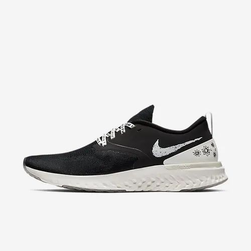 036adc444cd0 Black And White Men Nike Odyssey React Flyknit 2 Nathan Bell Shoe ...