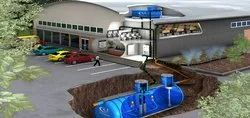 Rain Water Harvesting for Commercial Project