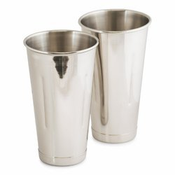 Silver Malt Glass Shaker for Home, Capacity: 500 ml