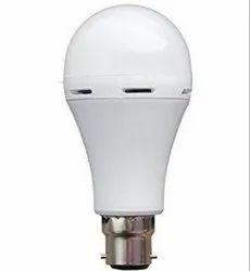 9W DOB Rechargeable LED Bulb