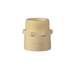 Plastic Male Threaded Adapter