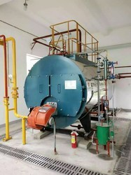 Horizontal Type Oil Fired Hot Water Boilers