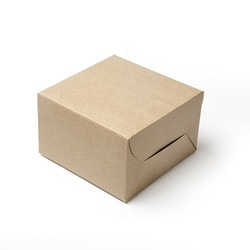 1 Kg Kraft Cake Box Without Window