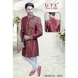 Slim Available In Your Color Choice Exclusive And Designer Sherwani