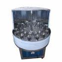 Semi Auto Bottle Wash Machine