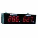 Jumbo Temperature Humidity Indicator