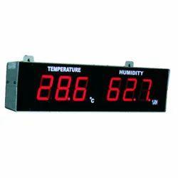 Digital Jumbo Temperature Humidity Indicator
