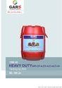 Heavy Duty Diesel Engine Oil