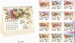2020 Printed Promotional New Year Table Calendar, Paper Size: A4-A5