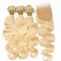 100% Raw Indian Human Blonde Colour Hair Whole Sale Hair King Review