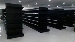 Supermarket Double Sided Shelves
