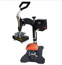 Cap Heat Press Machine