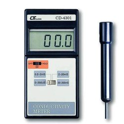 Lutron CD 4301 4302 4303 4306 Conductivity Meter