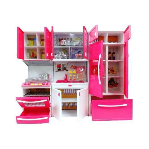St Multicolor Baby Kids Kitchen Toys Set