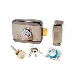 Motorised Door Lock / Stainless Steel Electronic Lock for Wooden & Metal Doors