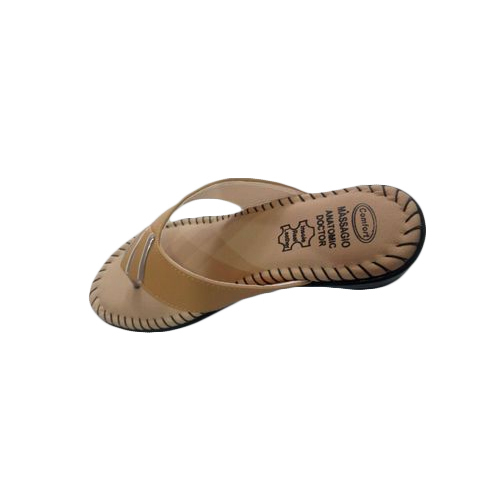 e56b65637d01 Ladies Rexine Mid Heel Slippers at Rs 80  pair