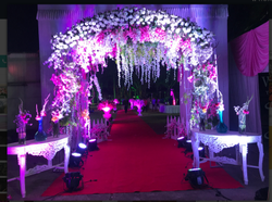 Wedding Entrance Decoration Service