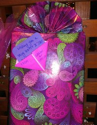 Gift Wrapping services