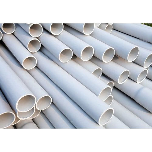 3 to 12 m Round UPVC Pipe, Rs 200 /piece United Mill Stores | ID ...