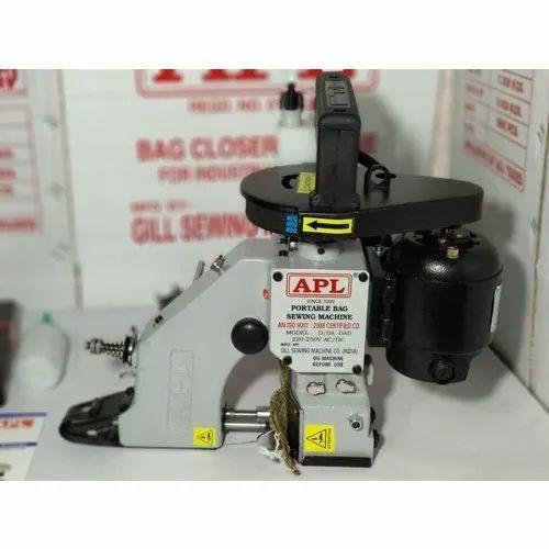 APL Portable Bag Closer Machine