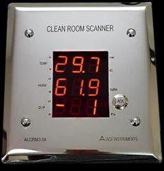 Clean Room Smart Process Scanner (AI-CRM3-1A)
