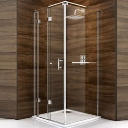 Glass Shower Fitting