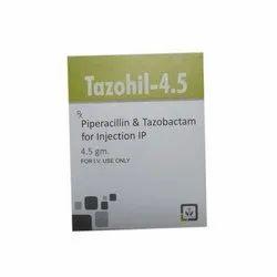 Tazohil Piperacilin And Tazobactam Injection IP