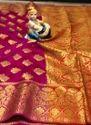 New Designer Rich Pallu Work Banarasi Silk Sarees