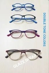 GLAZE iWEAR TR Frame with White Spring