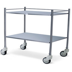 Aarya Full S.S Instrument Trolley