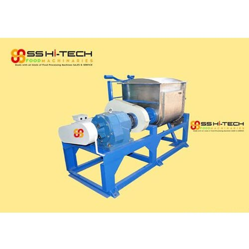 SS Hitech Food Processing Mixer Machine