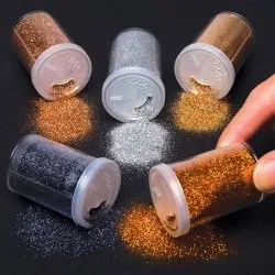 4 NUMBER GLITTER POWDER