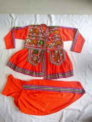 Banjara dress - Boys Garba Dance Costume - 20 Size - 2 to 4 Year