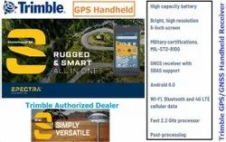 Trimble MobileMapper 60