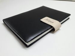 Leather Diary Cover