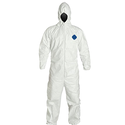 Disposable Polyester Protective Coverall for medical protection