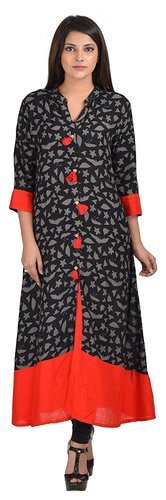 Women Designer Cotton Kurti