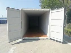 40DV used shipping container