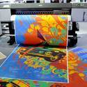 Ink Jet Printing with Matt Lamination