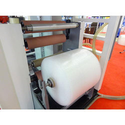 Two Layer Air Bubble Film Making plant