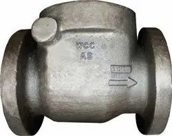 Stainless Steel Gate Valve Casting