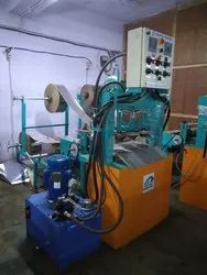 Hydraulic Bowl Making Machine